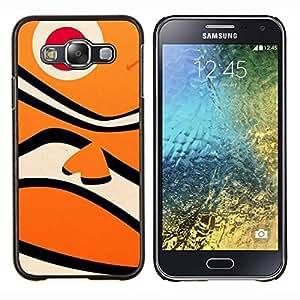 TECHCASE---Cubierta de la caja de protección para la piel dura ** Samsung Galaxy E5 E500 ** --de dibujos animados ojo de pez película personaje mascota