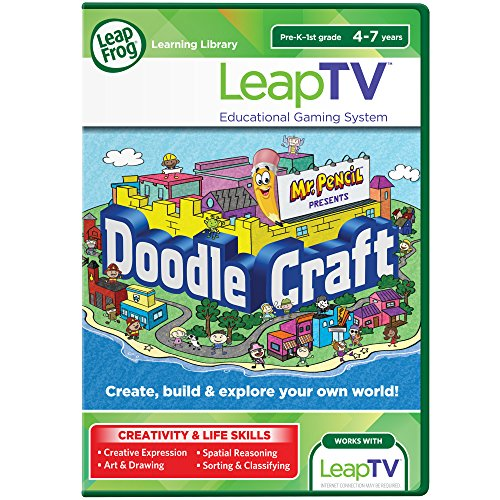 leaptv doodlecraft starring mr pencil