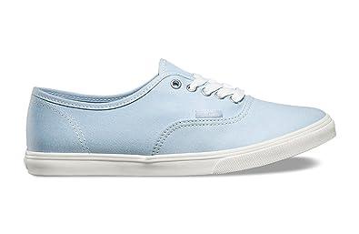 9f49a56dc09 Vans Women s Authentic Lo Pro Skate Shoes Blue Size  9.5 B(M) US ...