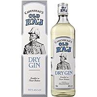 Cadenhead's Old Raj Dry Gin mit Geschenkverpackung (1