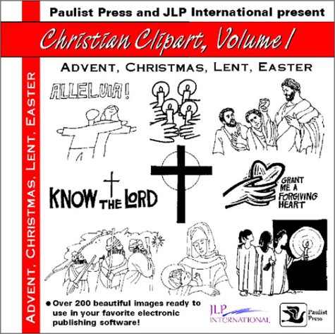 Advent, Christmas, Lent, Easter (Christian - Clip Advent