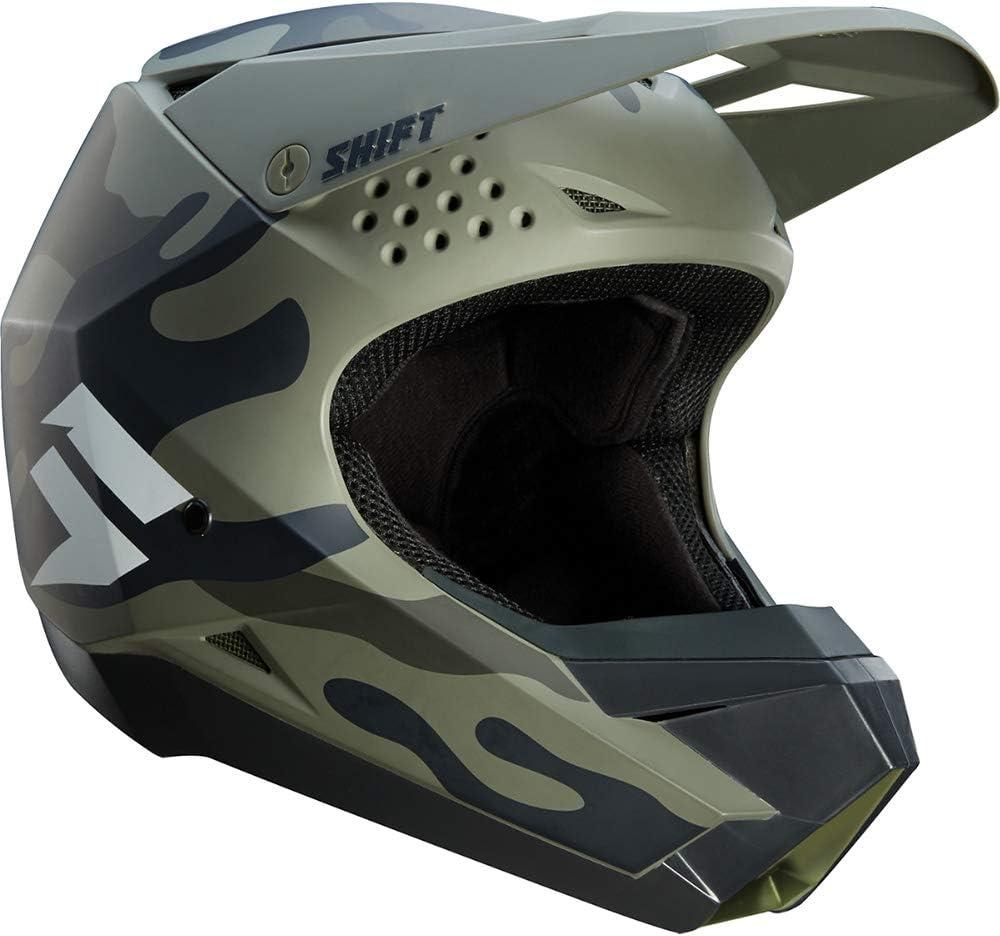 SHIFT Helmet whit3.