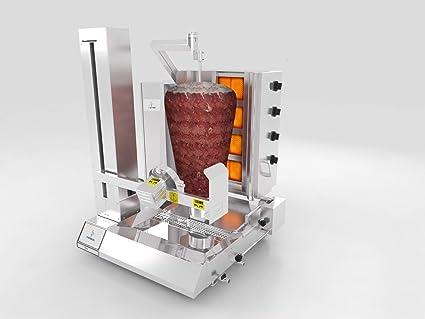 Amazon.com: COMAYSTRA Robot Completo Automático Shawarma ...