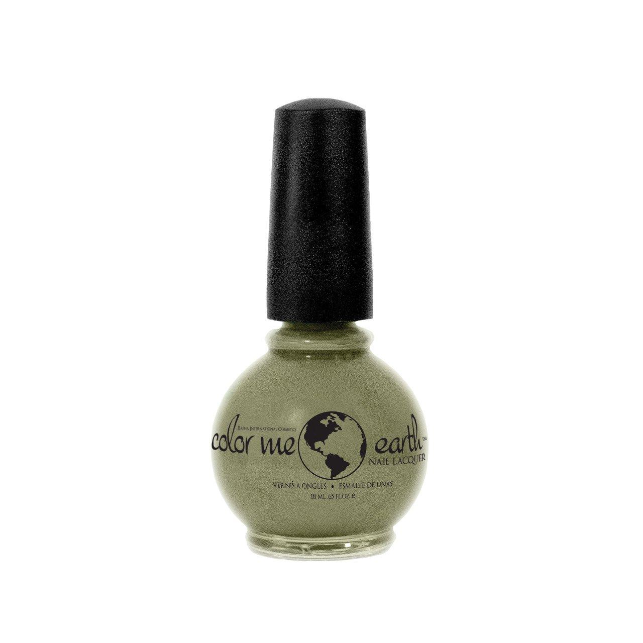 Amazon.com : Color Me Earth Nail Polish--Wet Sand--Beige Neutral ...