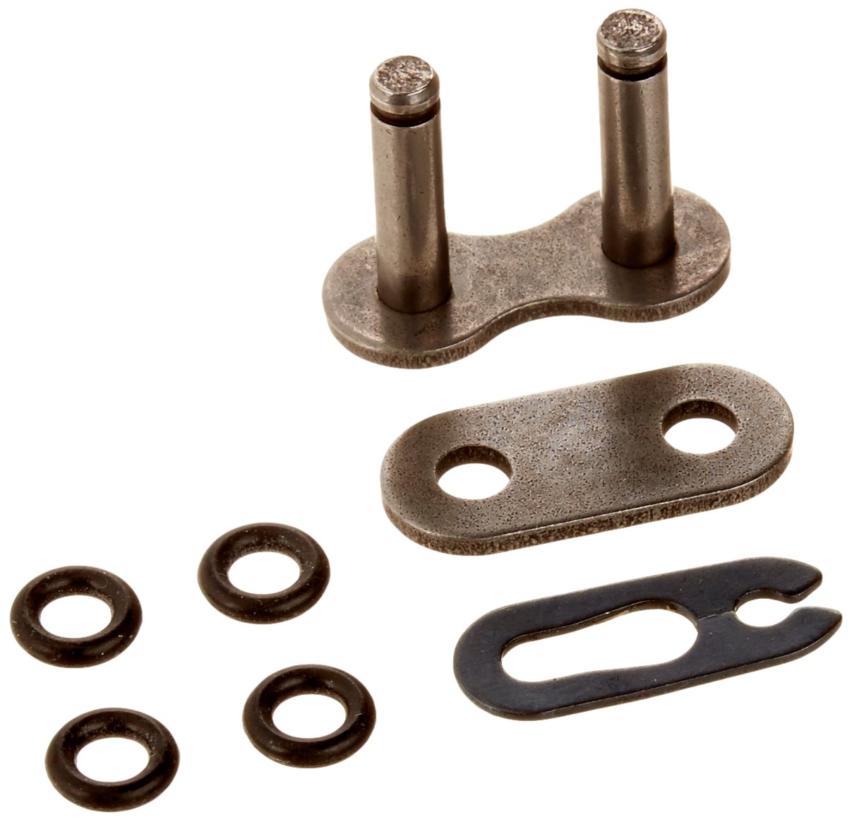 D.I.D 420V-94 Steel 94-Link Professional V Series O-Ring Chain with Connecting Link