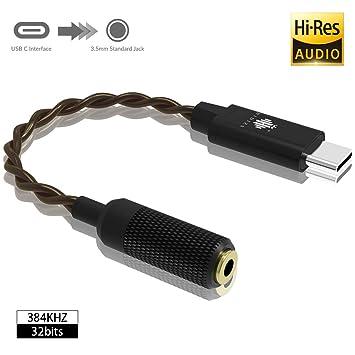Amazon.com: HIDIZS S1 USB C DAC, amplificador de auriculares ...