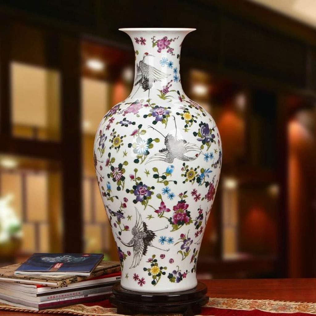花瓶 特性の異なるセラミックフラワー花瓶スタイル繊細なテクスチャ古典的な美しい形のボトル表面パステル磁器 花器
