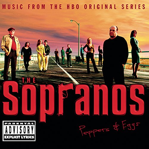 The Sopranos - Music From The HBO Original Series - Peppers & Eggs (Columbia Egg)