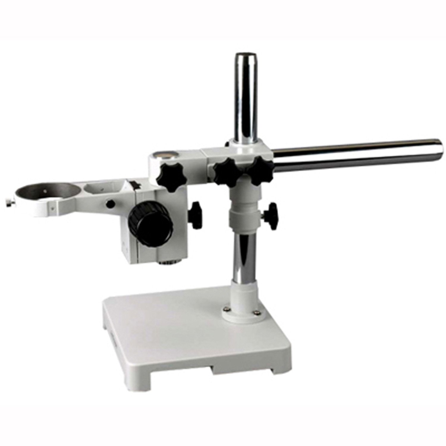 AmScope SAW Single-arm Heavy Duty Boom Stand for Stereo Microscopes by AmScope