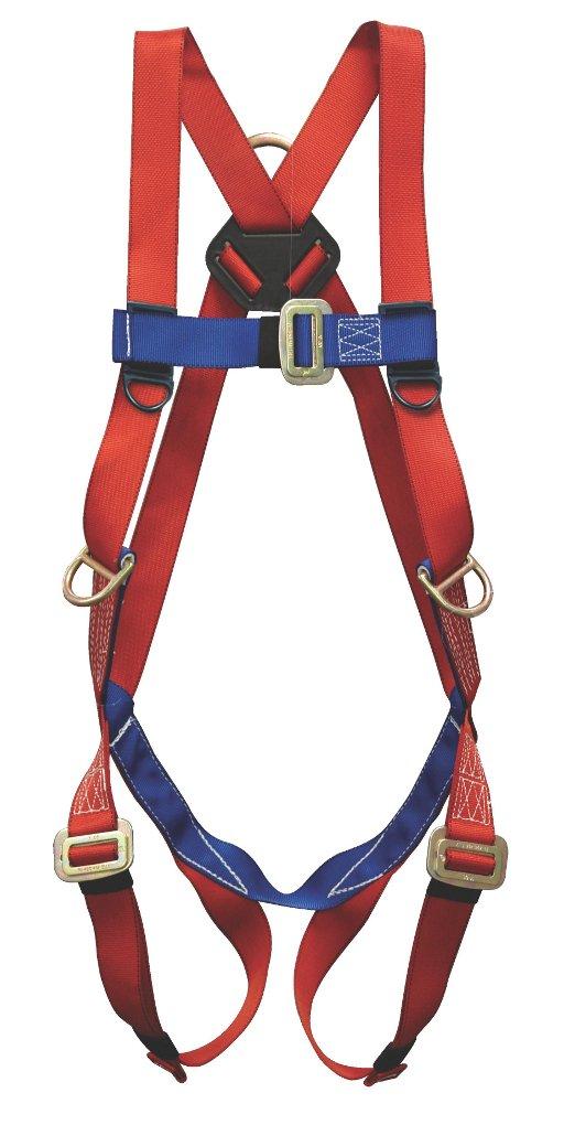 Klein 87020 Lightweight Fall-Arrest Harness, Medium by Klein Tools B00093GQUQ