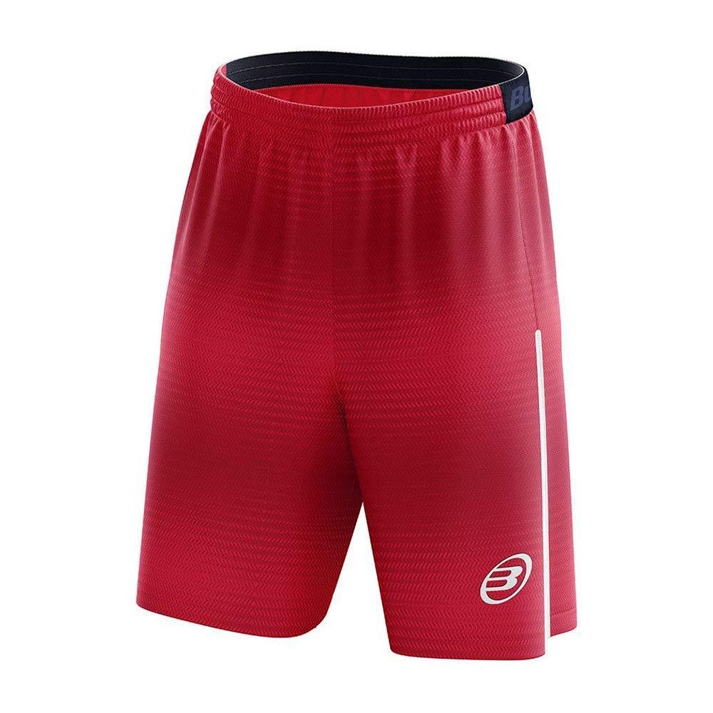 Bullpadel Pantalon Corto JAONE Rojo: Amazon.es: Deportes y aire libre