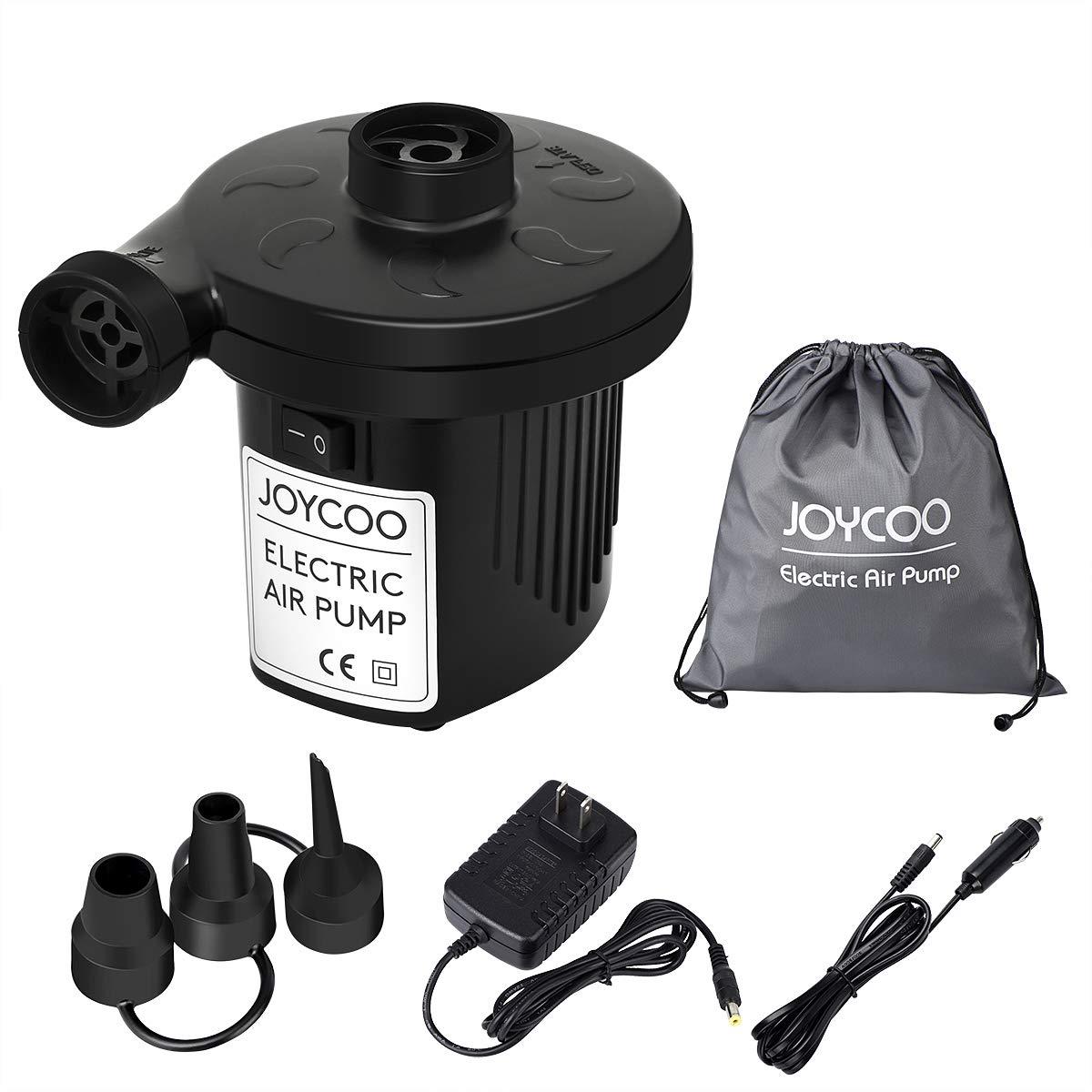 Joycoo Electric Air Pump Air Mattress Pump