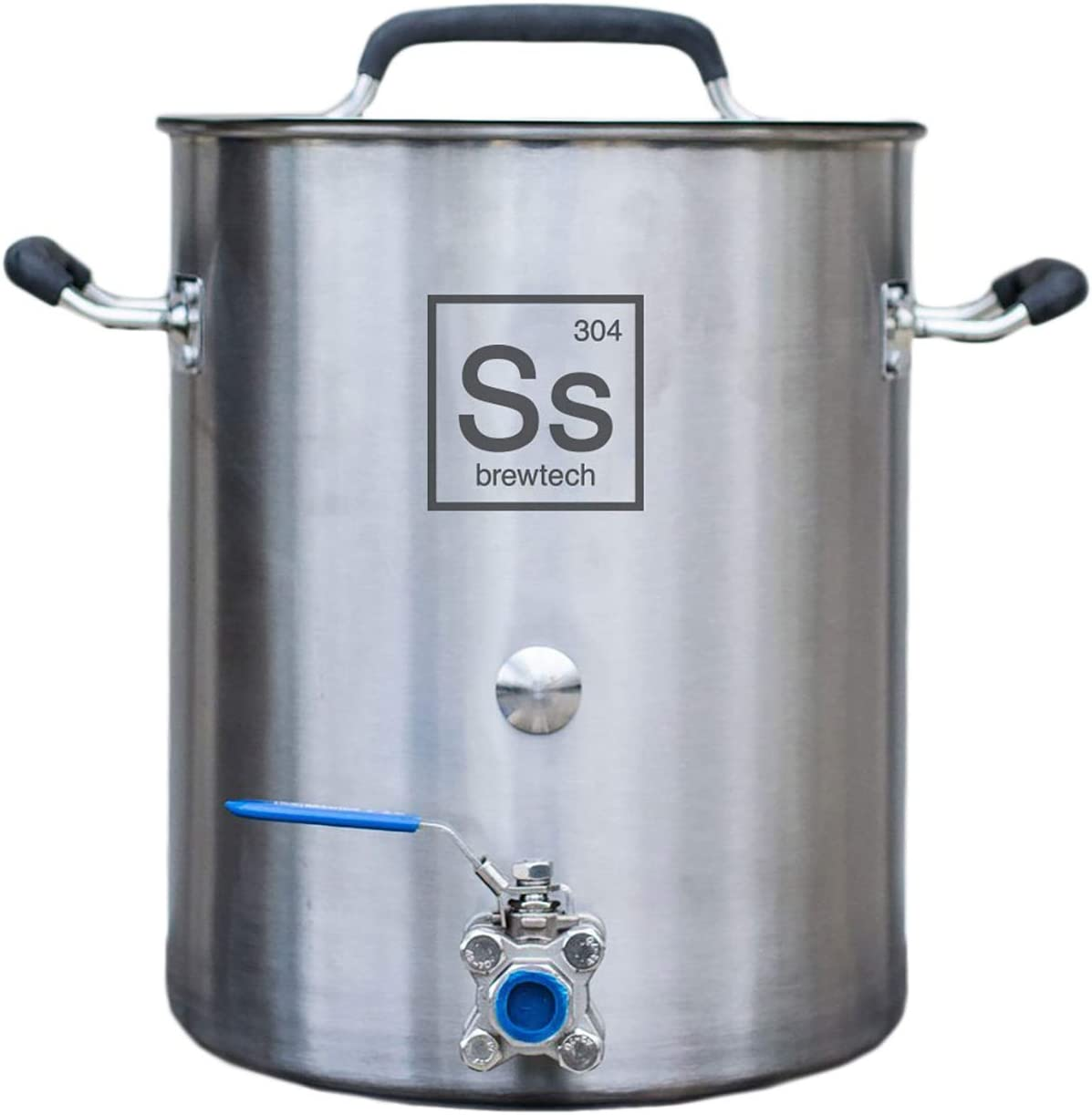 Ss Brewtech Home Brewing BrewMaster Kettle Stainless Steel 5.5 Gallon