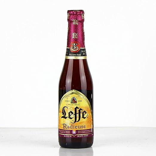 22 opinioni per Birra Leffe Radieuse (rossa) bottiglia cl.33