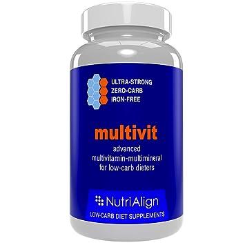 Low Carb Diat Multivitamine Optimiert Fur Atkins Keto Und