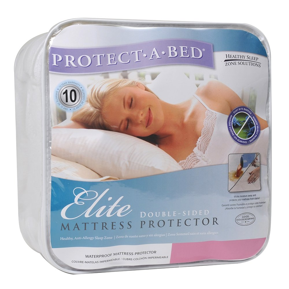 Elite California King Mattress Protector by Protect-A-Bed