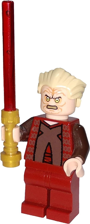 SUPER RARE NEW LEGO STAR WARS EMPEROR PALPATINE STATUETTE FIGURE GIFT