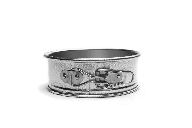 Fox Run 4553 Springform Pan, Tin-Plated Steel, 5-Inch
