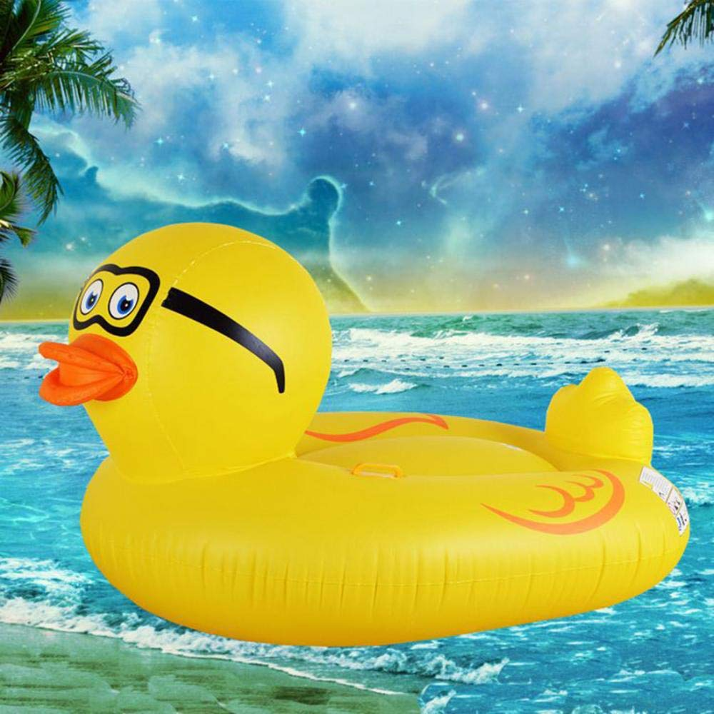 Sabarry Flotador (Pato Natación Animales Aire Colchón 36102 Natación Animales Pool: Amazon.es: Deportes y aire libre
