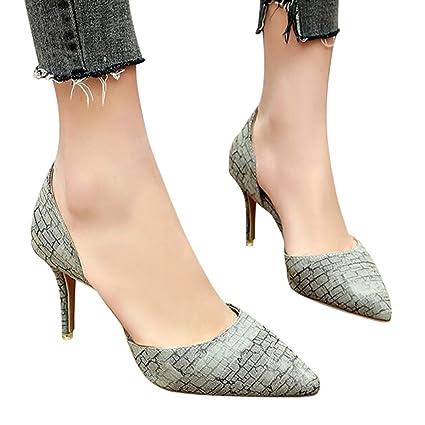 2b83fc2b40b27 Women's High Heel Stiletto,2019 Women's High Heel Stiletto Fashion ...