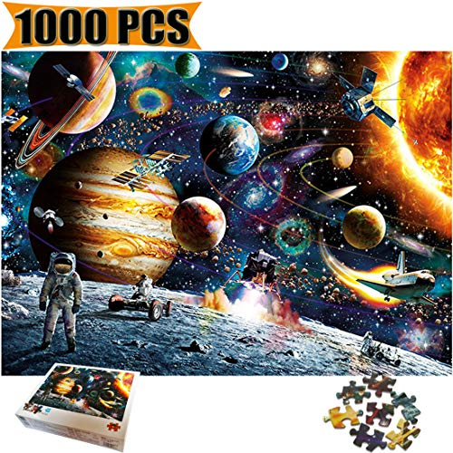 1000 Pieces Puzzles Kid Adults Universe Jigsaw Puzzles