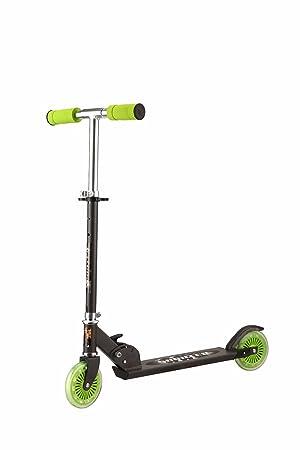 Concept Junior Scooter - Patinete Infantil, Color Negro ...
