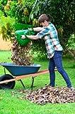 releaf leaf scoops ergonomic large hand held rakes for fast leaf  lawn grass removal
