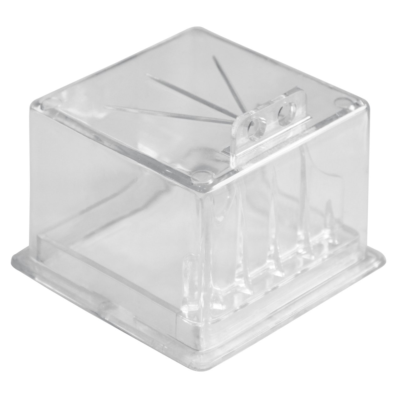 Lockout Safety Supply 7279 Electrical Panel Lockout Square Big Box, Clear