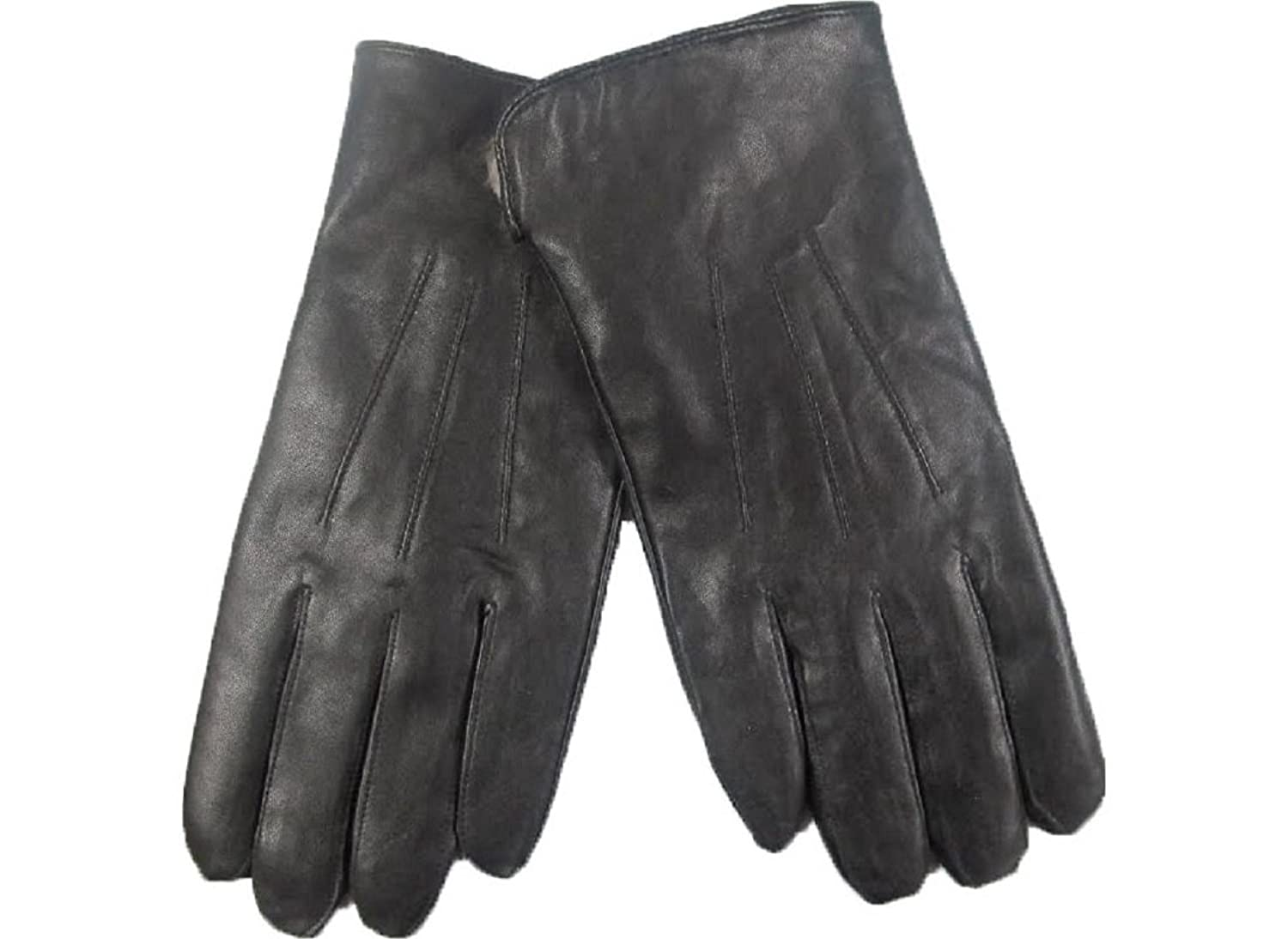 Black leather gloves with fur - Top Quality Men S Rabbit Fur Lined Genuine Soft Black Leather Gloves 2xlarge At Amazon Men S Clothing Store