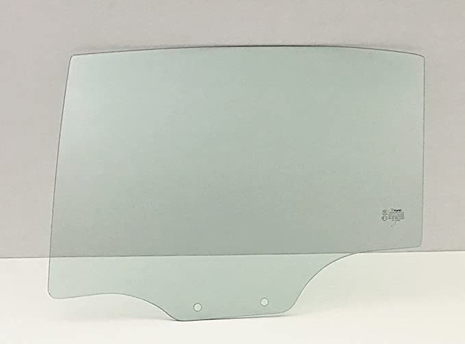 NAGD Compatible with 2014-2018 Kia Forte /& Fort5 Driver Left Side Front Door Window Glass