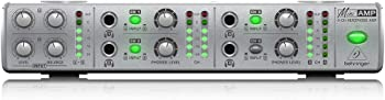 Behringer AMP800 Four Channel Headphone Amp
