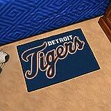 """Fanmats MLB - Detroit Tigers Starter Mat/19""""x30"""""""