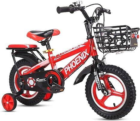 Xiaoping Bicicleta para niños 2-3-4-6-7 años Bicicleta de niña ...