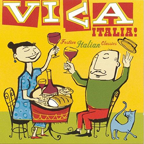 Festive Italian Classics Viva Italia Audio CD