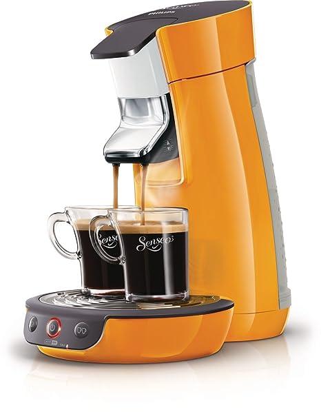 Philips HD7825/21 SENSEO - Cafetera, color naranja: Amazon ...