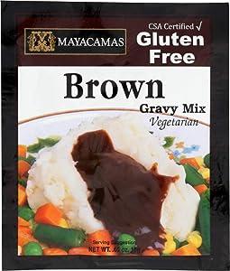 MAYACAMAS FINE FOODS Gravy Mix Brown, 0.7 OZ