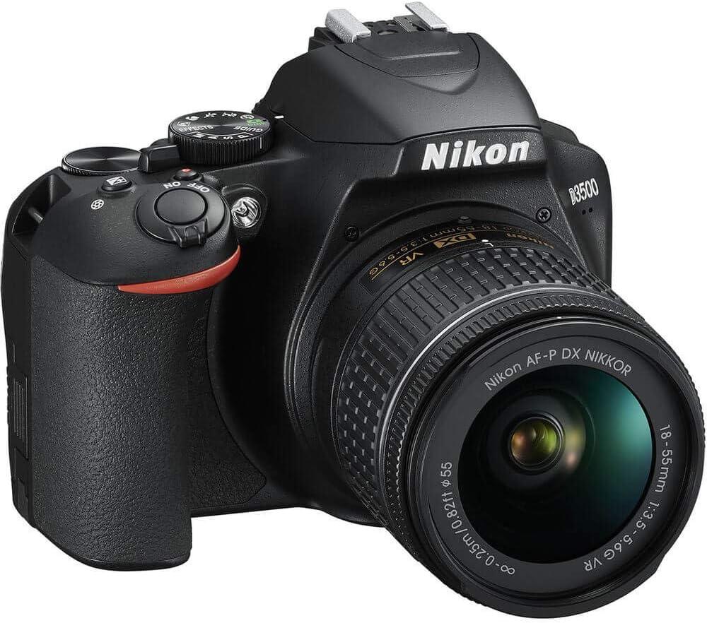 Nikon D3500 Features