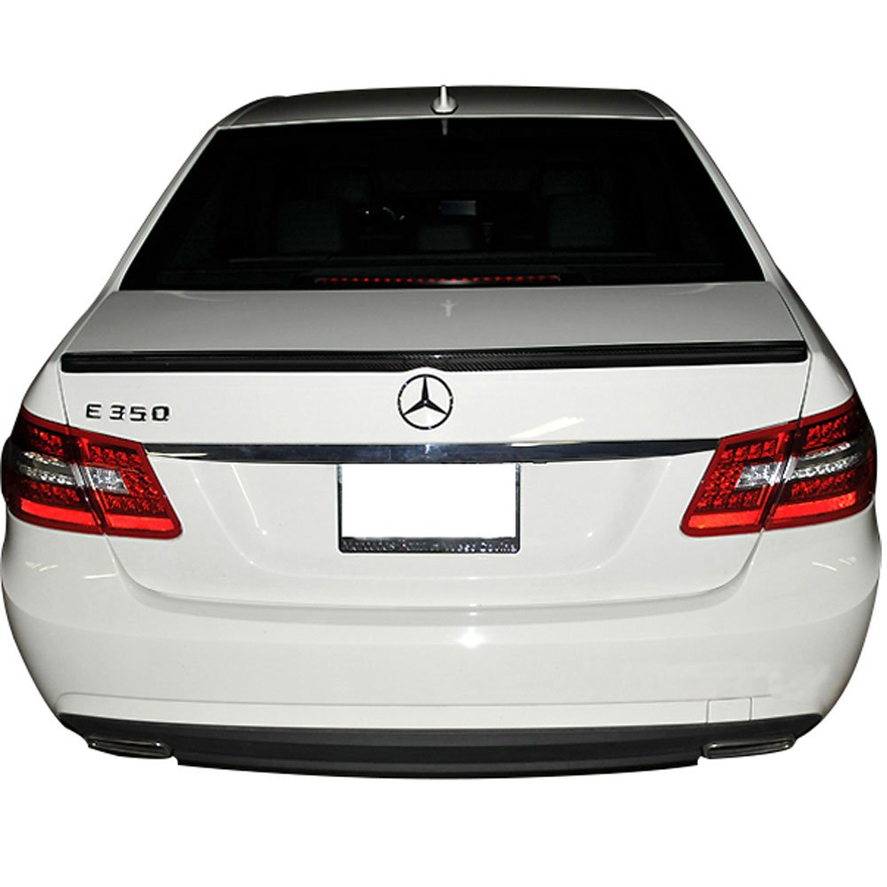 2010 2011 2012 2013 2014 2015 2016 AMG Style #040 Black ABS Added On Lip Wing Bodykits other color available by IKON MOTORSPORTS Pre-painted Trunk Spoiler Fits 2010-2016 Benz E-Class W212
