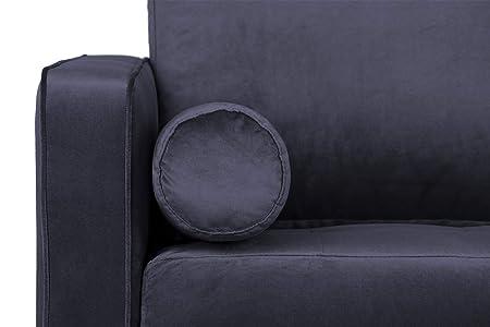 Confort24 Jenny Sofá Escandinavo 3 plazas para Salon con ...