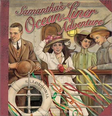 Download Samantha's Ocean Liner Adventure (American Girls Collection) pdf