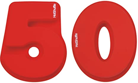 Amazon Large Silicone Number 50 Cake Pan Tin Mould 50th