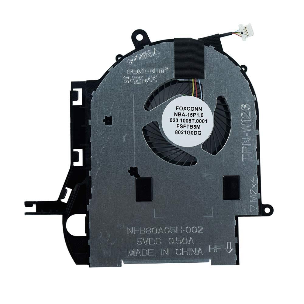 Ventilador CPU HP Pavilion 15-BR 15-br004tx 15-br010nr 15-br068c