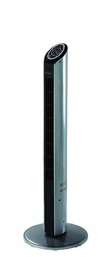 Gris 74 cm//40 W BT19-I Ventilateur Colonne Programmable Bionaire