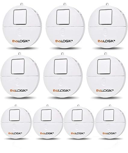 Amazon.com : Window Alarm 10 Packs - Loud 120dB Alarm and ...