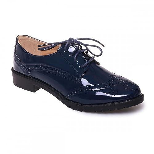 Zapatos con cordones para mujer Xy6oKv