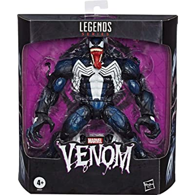 """Marvel Legends Variant Monster 6"""" Venom Action Figure 2020 Exclusive: Toys & Games"""