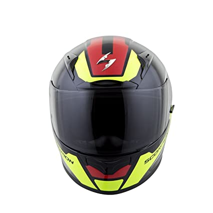 Scorpion Dispatch EXO-R2000 Street Bike Racing Motorcycle Helmet