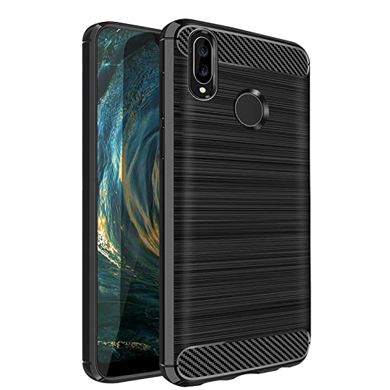 Amazon.com: eaLAB P20lite Case Luxury Compatible with Huawei ...