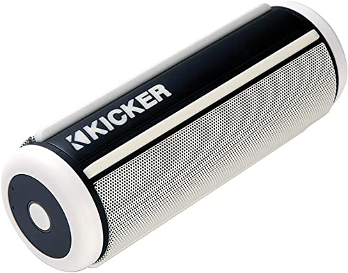 Kicker 41KPWW KPw Wireless Speaker System White