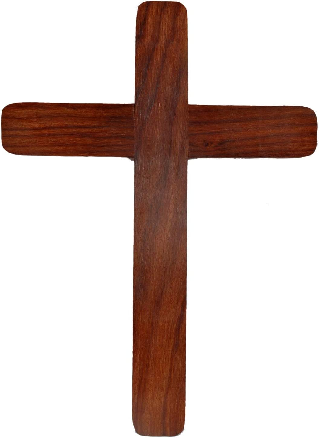 Hashcart Wooden Jesus Christ for Wall Hanging Cross, Chapel Decoration (15 Inch) | Jesus Christ Cross